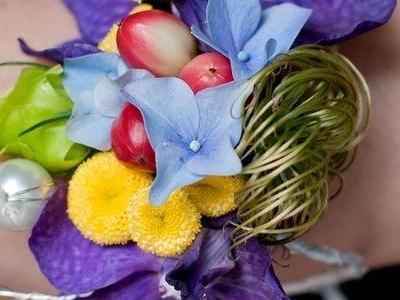 Biżuteria floralna 02