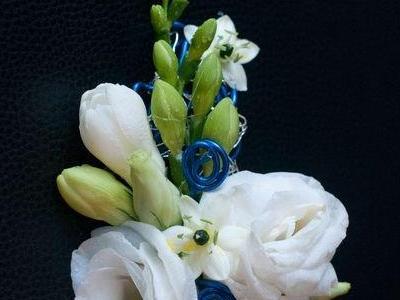 Biżuteria floralna 03