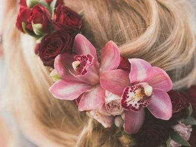 Biżuteria floralna 13