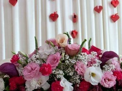 Dekoracja sal weselnych 07